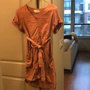 Anthropologie Utility dress